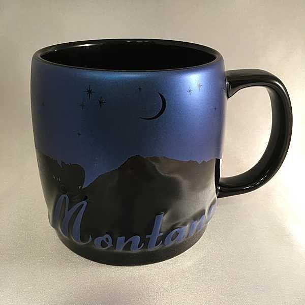 Show your pride. Carry the Montana night sky with you wherever you go. https://highcountrygifts.com/gifts/mugs/night-sky-montana-mug.html