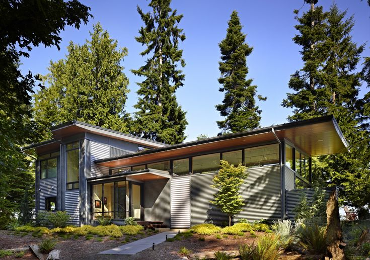FINNE Architects - Project - Port Ludlow Residence - Image-7