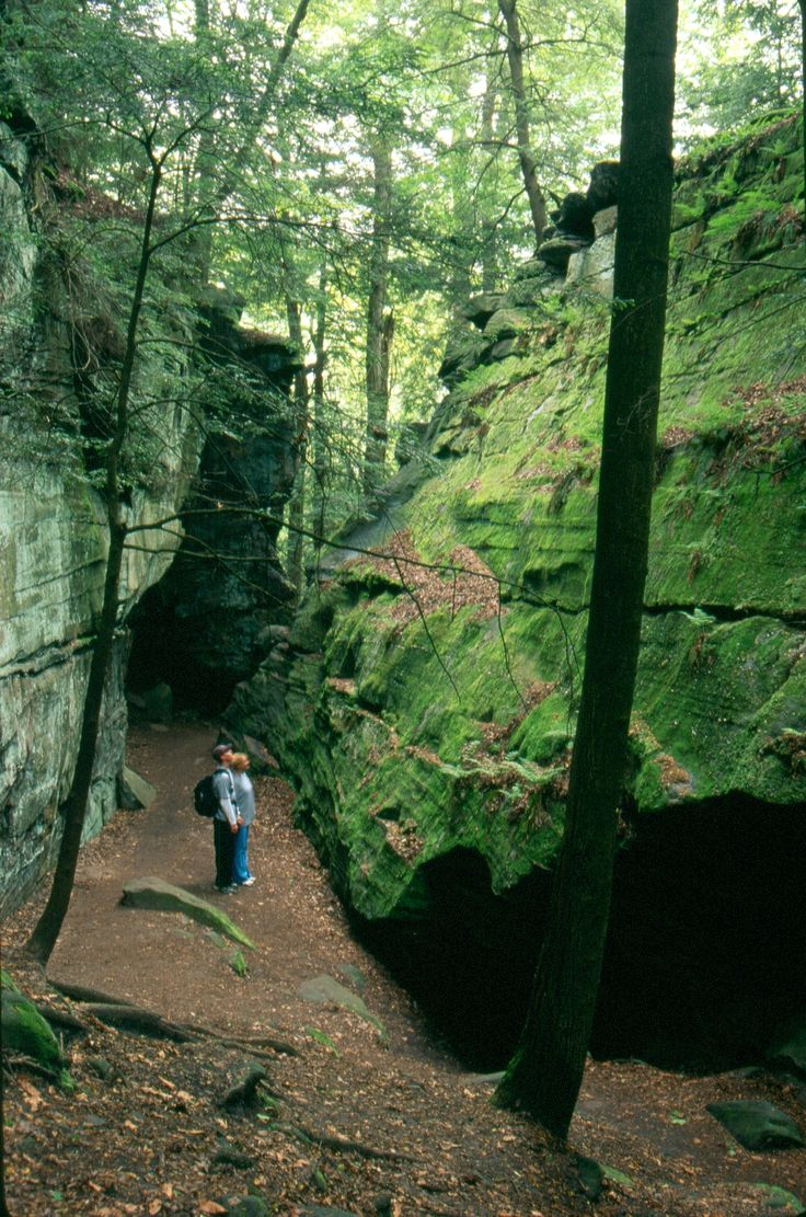 The Ledges at Cuyahoga Valley National Park