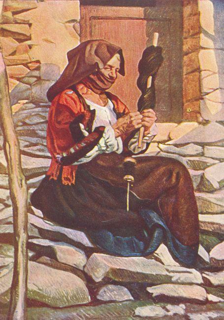 Italian folk costume - Cagliari #costume #italy #Cagliari