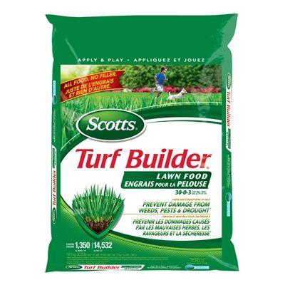 Scotts 3440-sq ft Scotts Turf Builder Starter Lawn Food Lawn Fertilizer (24 Percentage 25 Percentage 4 Percentage)