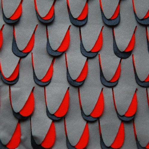 Laser textiel - Elke van den Berg
