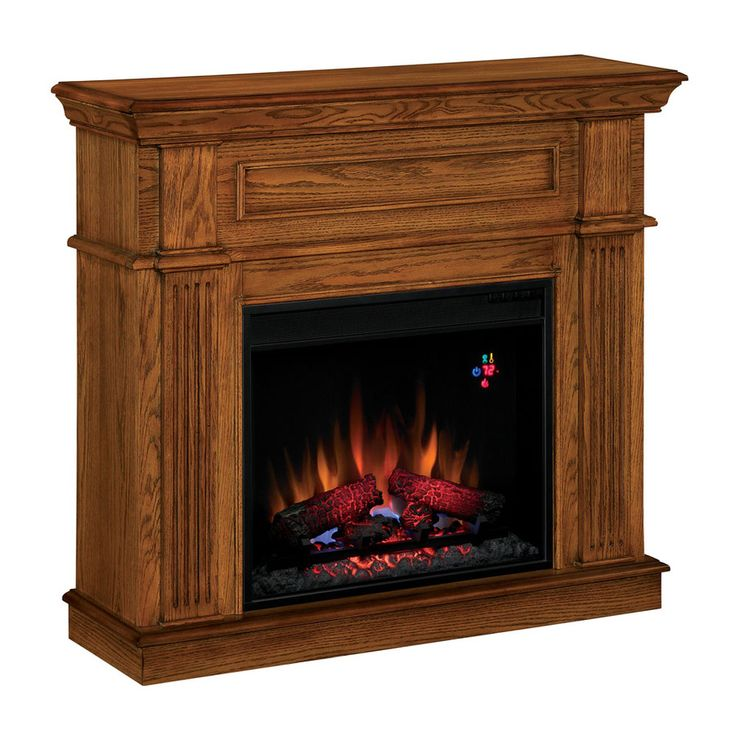 Lowes Electric Fireplace Clearance | Enlarged Image Demo