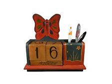 Cohasset 425AS Butterfly Perpetual Calendar, Antique Finish [Misc.]