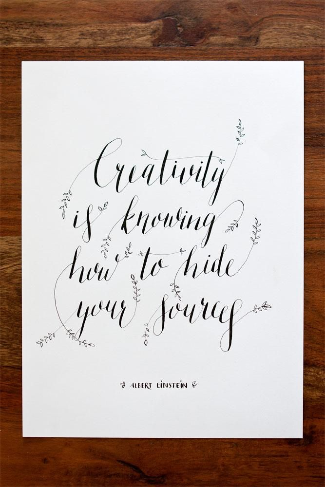 Introduction To The Art Of Modern Calligraphy Skillshare