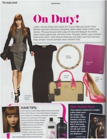 Cosmopolitan Magazine - November 2012