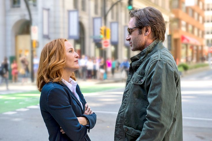 "The New X-Files Is a Wasted Opportunity -- "" the random references to things like Uber and recent Supreme Court decisions seem to be there solely to make it ""current."" Which has the perverse effect of making the show seem even more dated."""