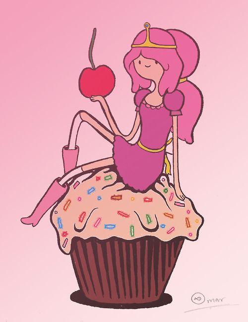 Eu so a princesa chiclete.