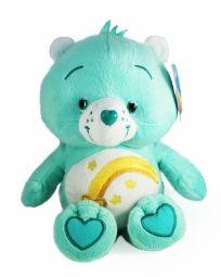 Troetelbeertjes knuffel: Wensbeertje (turquoise)