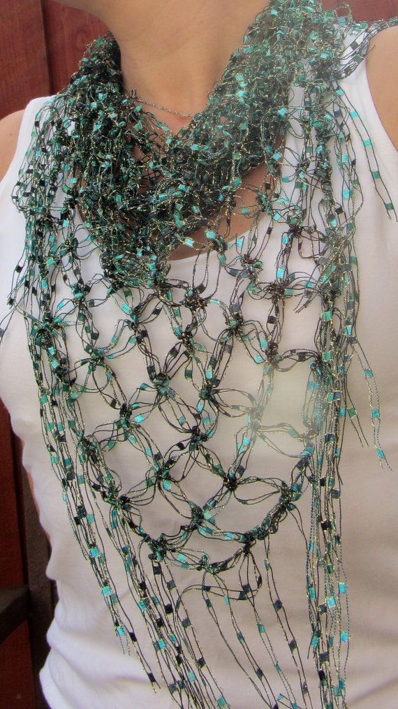 Lovers Knot Knitting Stitch : 221 best images about Knit & Crochet Shawls & Scarves on Pinterest ...