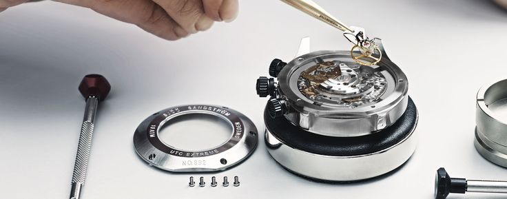 Assembling the watch. #watchmaker #watch #watches #sjoosandstrom #sweden