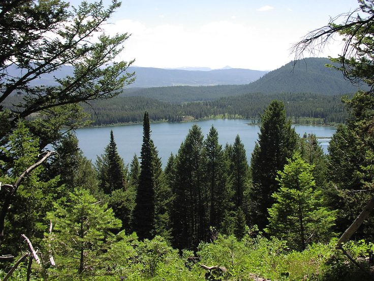 Emma Matilda Lake S. Zenner - Гранд-Титон (национальный парк) — Википедия