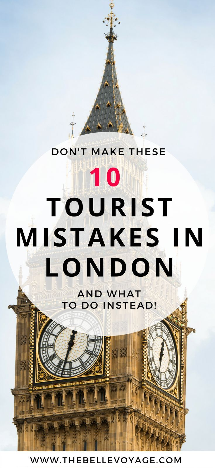 London Travel Guide: 10 Tourist Mistakes in London | London England Travel Guide | London Vacation | Things to Do in London | London Itinerary | London England Travel Tips | Places to See in London | London Inspiration #london #england #travel