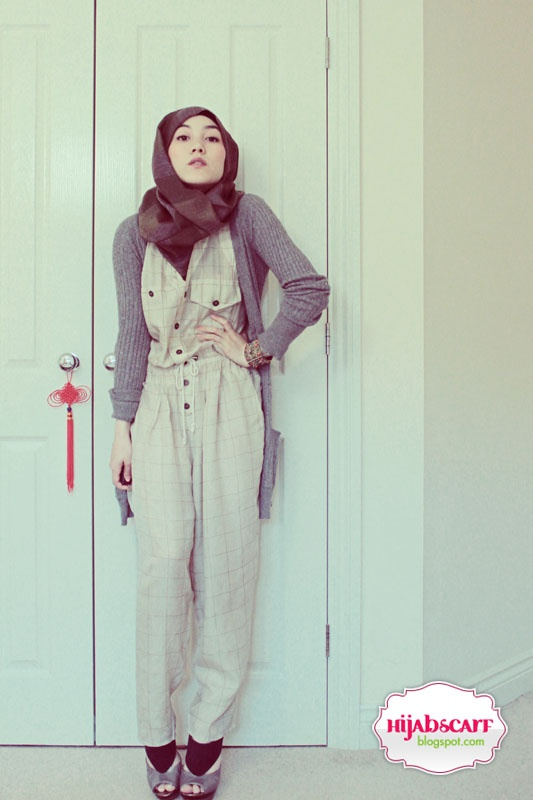 Style Spotted : Mrs. Hana Tajima (StyleCovered)   Hijab Scarf