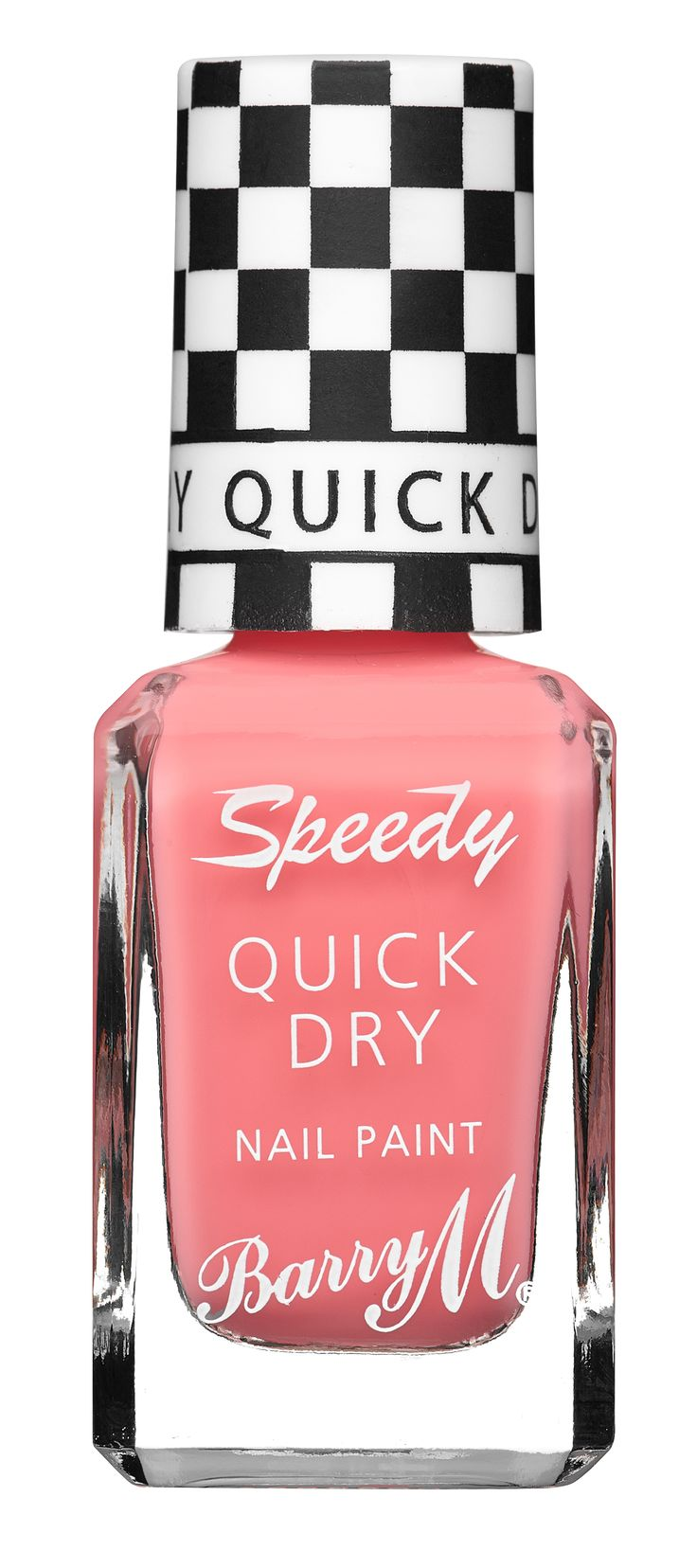 Barry M Speedy Quick Dry Nail Paint In a Heart Beat.