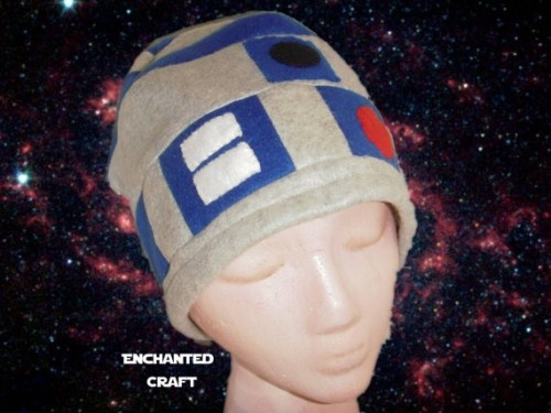 Not at all nerdy R2D2 hat