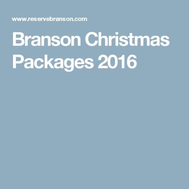 Christmas Vacations Packages
