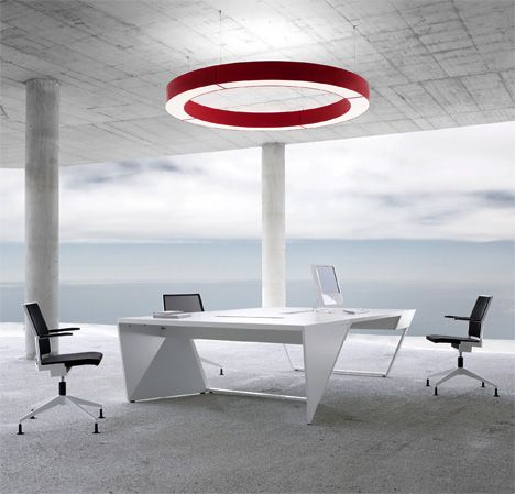 Futuristic Boardroom Executive Style Men S Executive