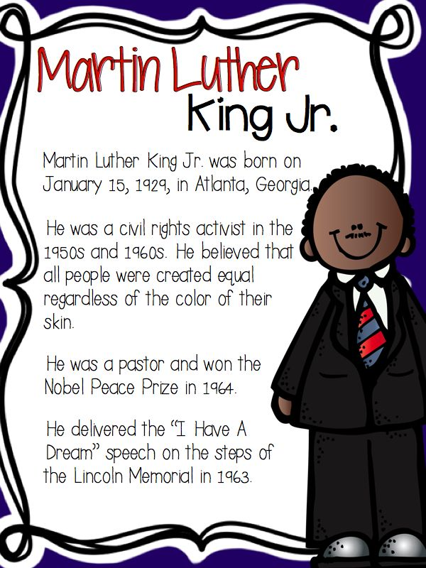 martin luther king jr essay title