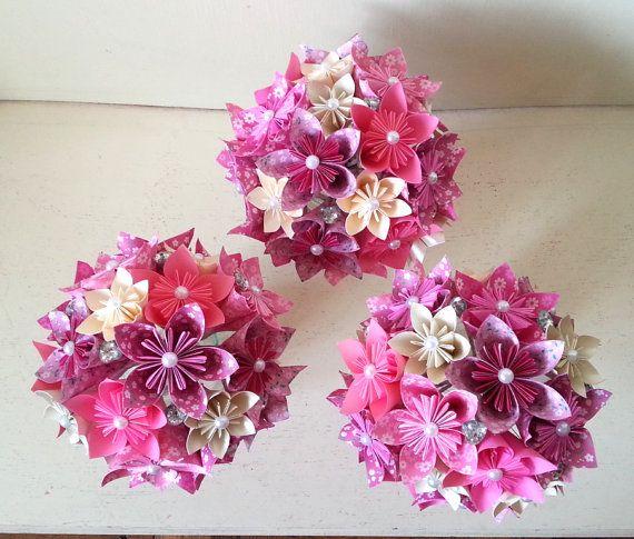 Favori 25+ unique Origami bouquet ideas on Pinterest | Paper bouquet diy  DG59