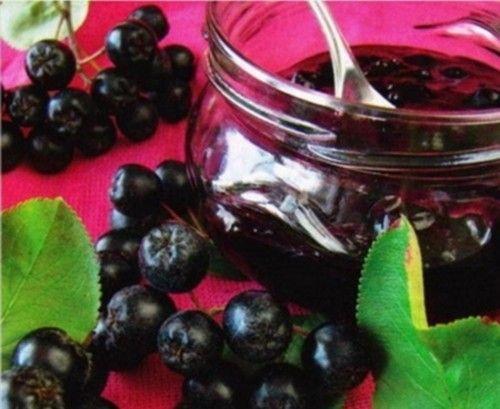 Заготовки из черноплодной рябины / Простые рецепты