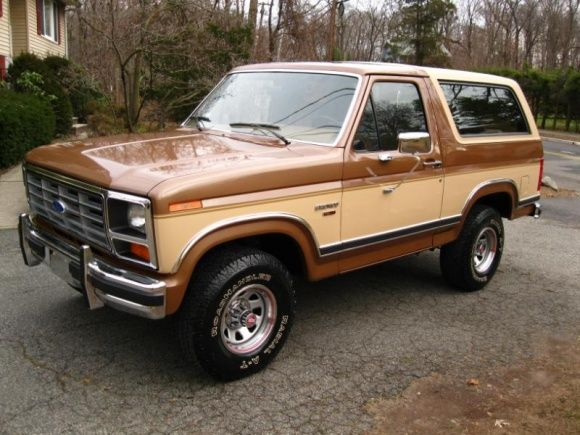 Black Red Mix Ford Bronco Paint