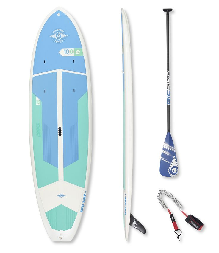 Bic Ace-Tec Performer Cross Fit Stand Up Paddle Board Package