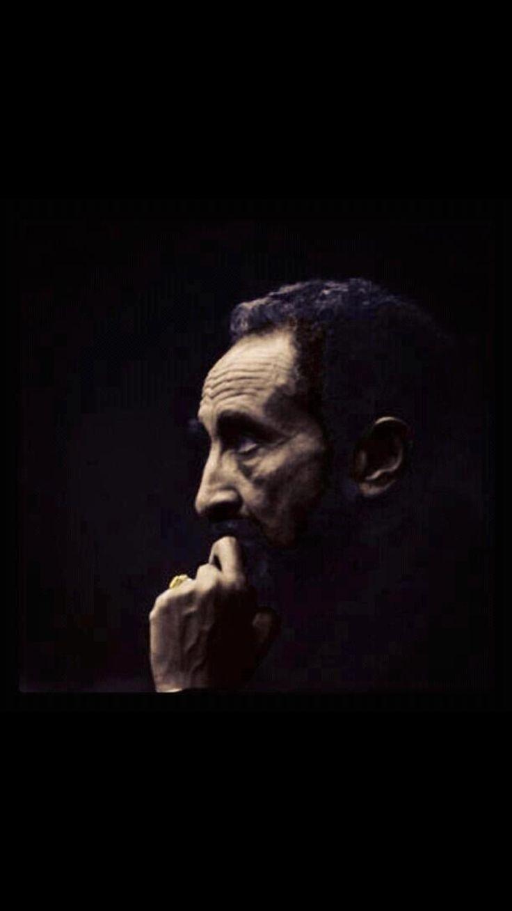Haile Selassie, the Last Emperor.of Ethiopia