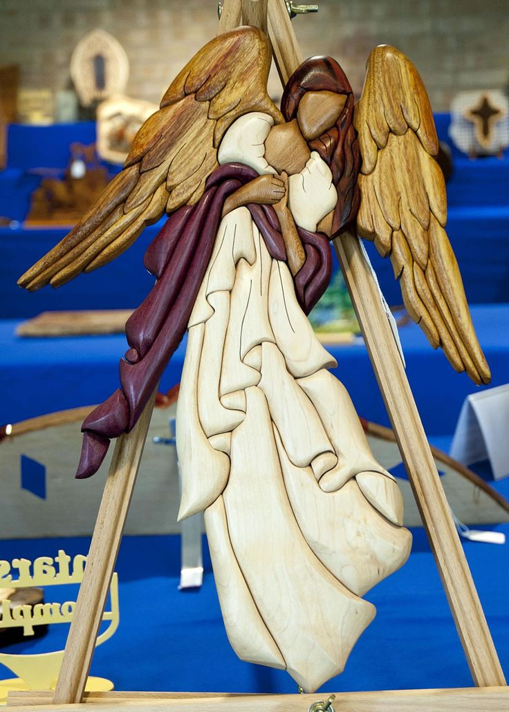 204 Best Scroll Saw Religious Inspirational Angels