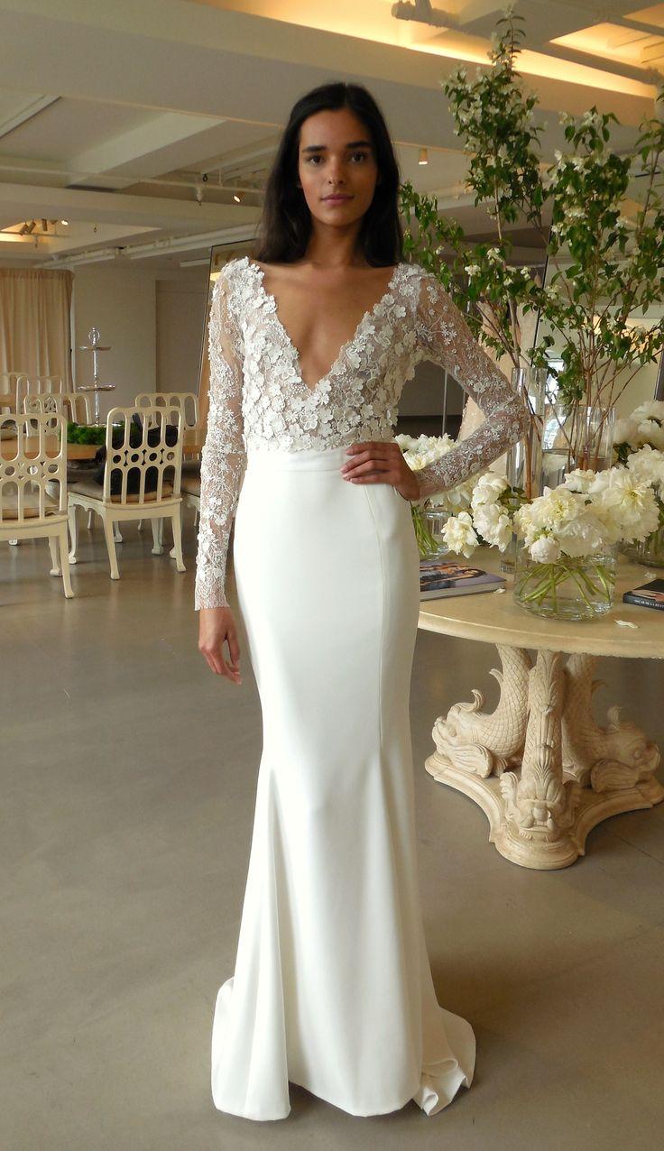 11 best Robes de mariée Oscar de la Renta images on Pinterest ...