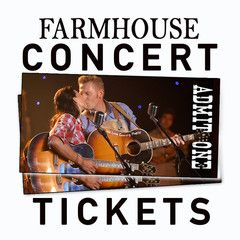 Farmhouse Concert Tickets 2015 | Joey+Rory Store