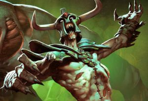Dirge The Undying Dota 2 Wallpaper