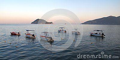 Agios Sostis island in Zakhyntos, in Greece.