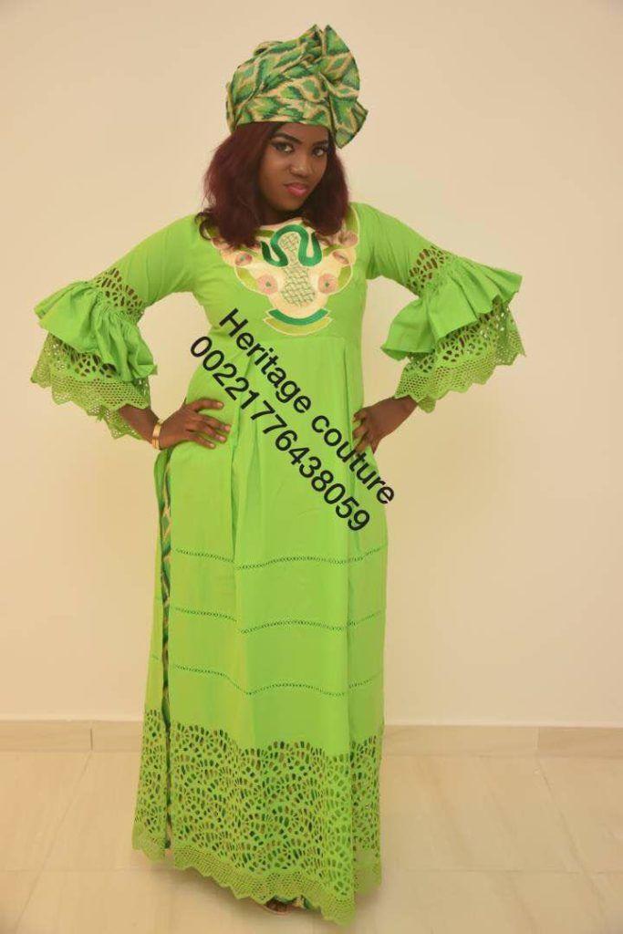 ( 43 Photos ) Les Tendances « Mode KORITÉ 2018 » s\u0027annoncent déjà chaudes  avec Modou Gueye Héritage \u2013 Dakarbuzz