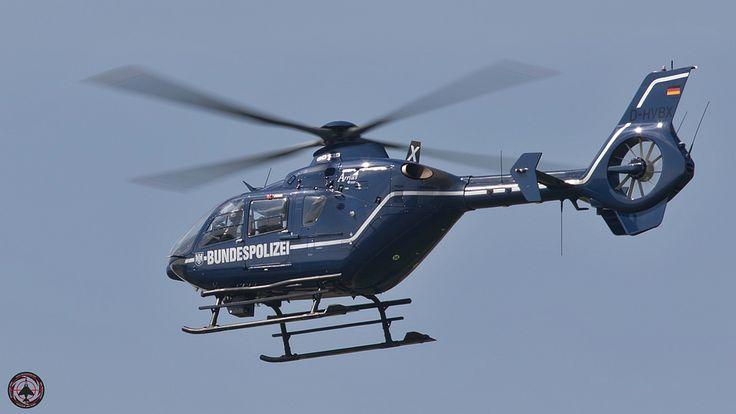 D-HVBX Eurocopter EC135 Bundespolizei - German Federal Police