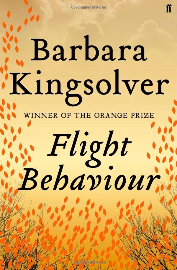 Flight Behaviour: Barbara Kingsolver