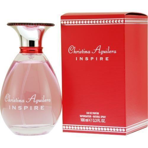 Christina Aguilera Inspire By Christina Aguilera Eau De Parfum Spray 3.3 Oz