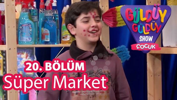 ✿ ❤ Perihan ❤ ✿ KOMEDİ :) Güldüy Güldüy Show Çocuk 20. Bölüm,  Süpermarket :))