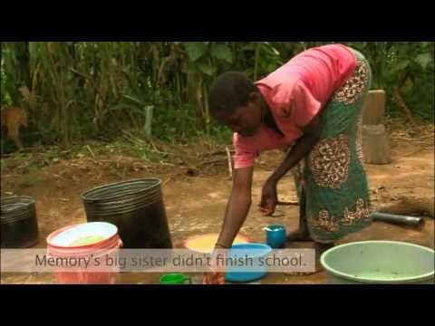 Memory's Day: A Day in the Life of a Girl in Rural Malawi (Length: 10:01) This documentary follows a teenage girl in rural Malawi through a typical day. Her challenges are those of hundreds of millions of other girls around the developing world. Her life highlights the importance of agricultural research for the poor.
