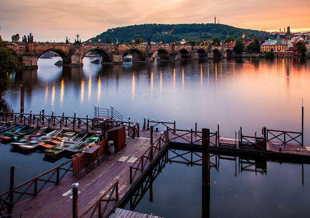Prague / photo by John and Tina Reid