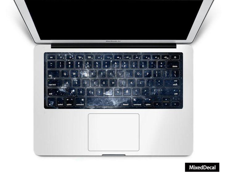 macbook Pro decal Laptop macbook keyboard sticker macbook Pro decal sticker keyboard cover decal mac Air sticker apple keyboard cover decal by MixedDecal on Etsy