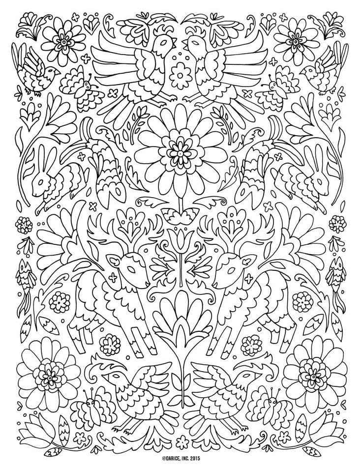 482 best images about Coloring pages to print Birds on