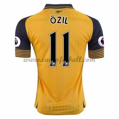 Arsenal Fotballdrakter 2016-17 Ozil 11 Bortedrakt