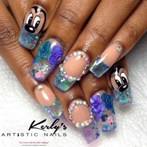 Find This Pin And More On Beautiful Nail Just One By Saralynnsmile