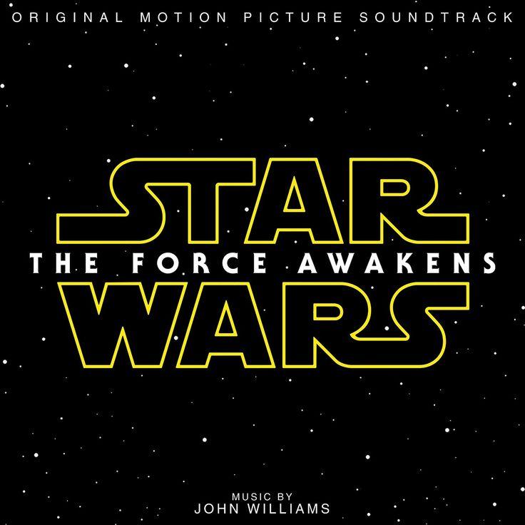 Star Wars: the Force Awakens - original motion picture soundtrack - music by John Williams (Walt Disney - 2015)