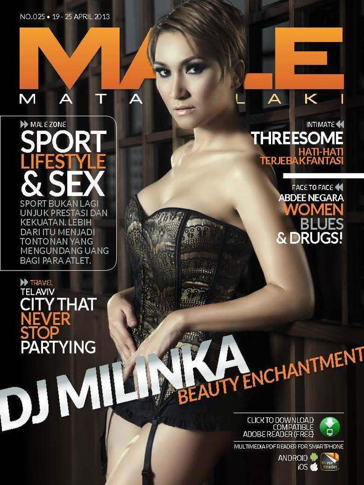 MALE - DJ Milinka, Beauty Enchantment