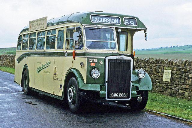 Vintage Leyland Bus | Flickr - Photo Sharing!