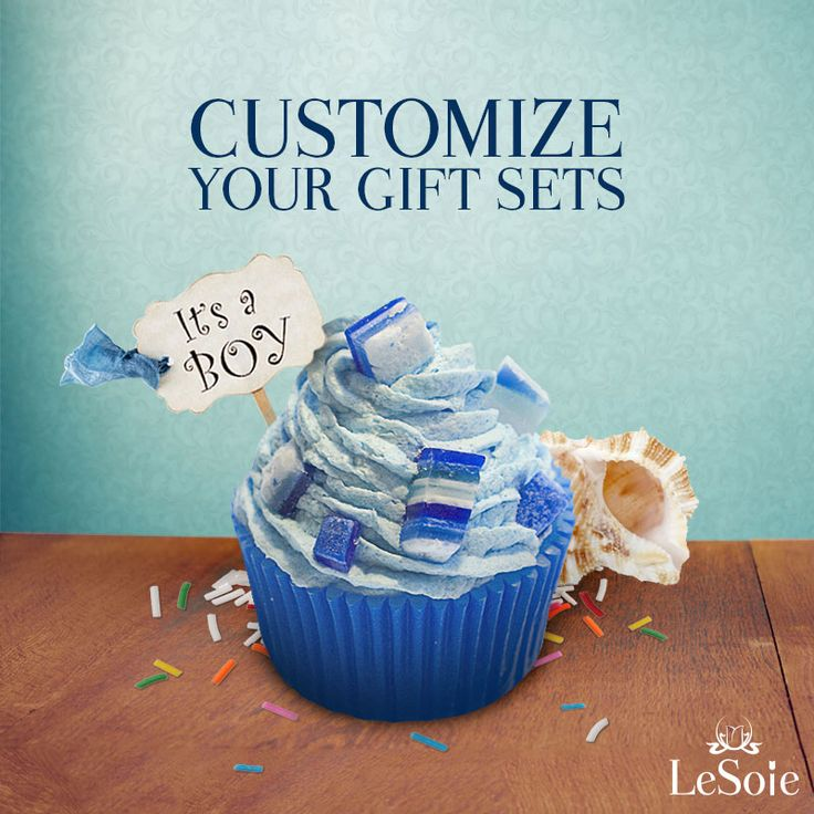 Having a baby boy is such a special occasion that requires special gifts presenting your guests such unique and creative soaps with you baby's name on it will certainly be memorable http://lesoie.com/product-personalisation/