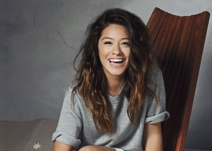 Gina Rodriguez. Love this girl, so inspirational, funny and down to earth!