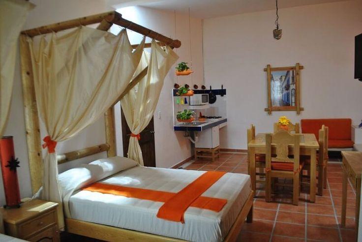 cuarto con cocineta mexicasa cancun